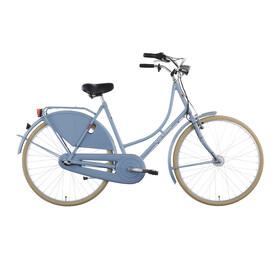 Ortler Van Dyck - Vélo hollandais - bleu clair